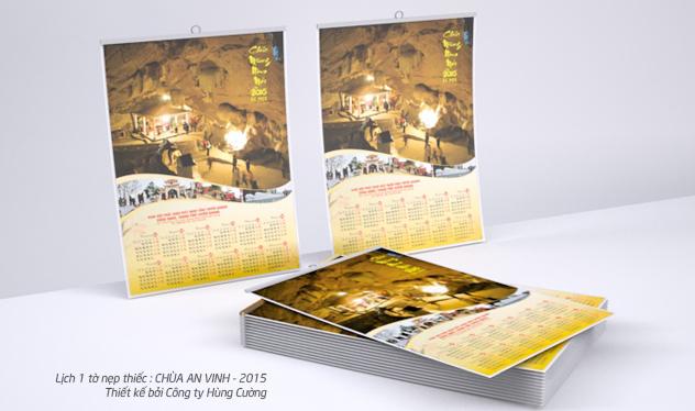Thiết kế Lịch tết độc quyền 12